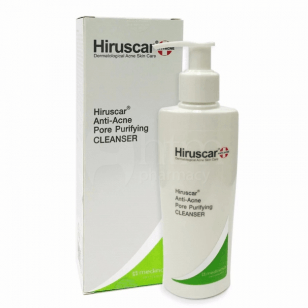 Product Detail - HIRUSCAR Anti Acne Pore Purifying Cleanser 100ml - image 0