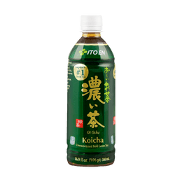 ITO EN Unsweetened Dark Green Tea 500ml