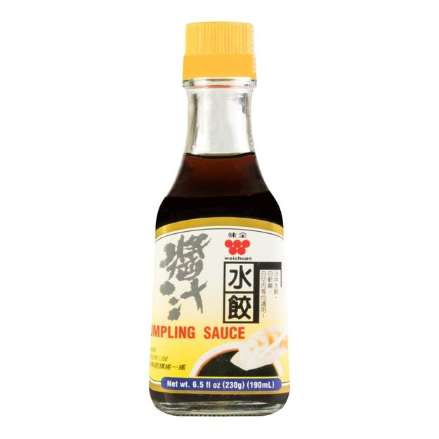 商品详情 - 味全 水饺酱汁 原味 230g - image  0