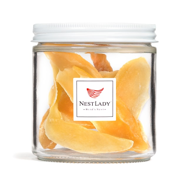 Product Detail - NESTLADY Premium Dried Conch Slices - All Natural Gluten Free Wild Caught Gourmet Dried Seafood for Cooking 55g Jar - image 0