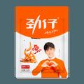 华文食品 劲仔小鱼 麻辣味 110g 湖南特产
