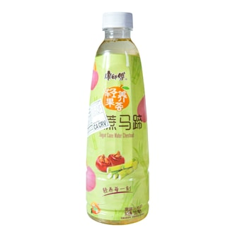 MASTER KONG Sugarcane&Water Chestnut Drink 500ml