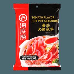 海底捞 番茄火锅底料 200g