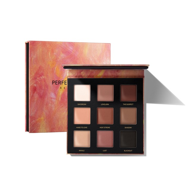 Product Detail - PERFECT DIARY Star Dust Eye Shadow Palette 03 Not My Day - image 0