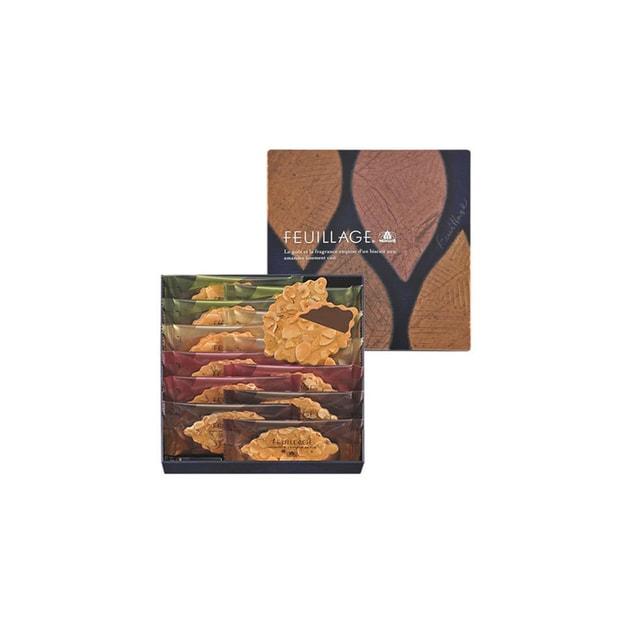 商品详情 - 【日本直邮】摩洛索夫 Morozoff Fayaju 东京名店洋菓子 巧克力夹心饼干 12枚入 - image  0