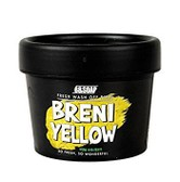 B&SOAP Breni Yellow Wash Off Pack 150g
