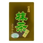 日本杉本屋 厚切羊羹 抹茶味 150g