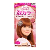KAO LIESE PRETTIA Bubble Hair Dye Jewel Pink 1set