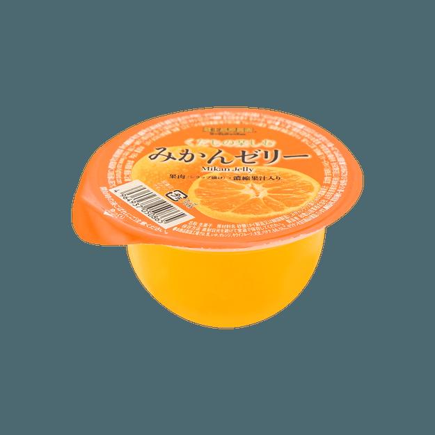 商品详情 - 日本WAKAYAMA SANGYO 北海道香橙果冻 195g - image  0