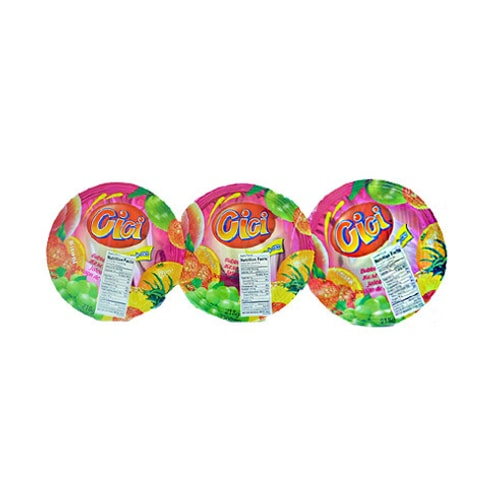 CICI Jelly Drink Assorted Flavors 3 Cups