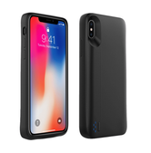 CASESSARY iPhone X/10 充电手机壳 内置3900mAh锂电池为手机提供额外续航时间