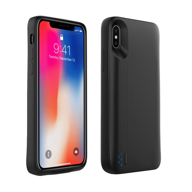 Product Detail - CASESSARY - iPhone X/10 Battery Case 3900mAh Portable Charger Case Protective Backup Charging Case Cover for iPhone X - image 0