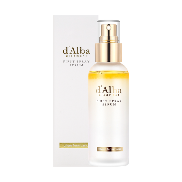 Product Detail - D\'Alba White Truffle First Spray Serum 100ml - image 0