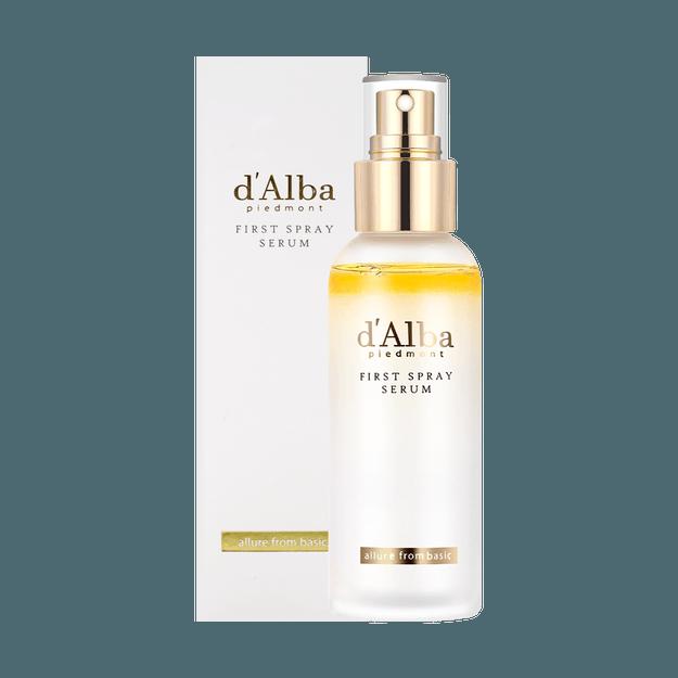 Product Detail - D\'Alba White Truffle First Spray Serum 100ml - image 0