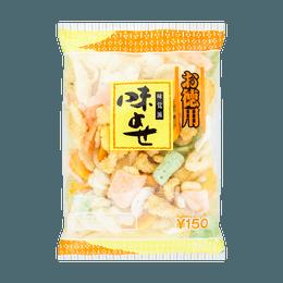 日本WAKABATO 什锦煎饼  102g