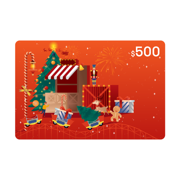 Product Detail - 【5% OFF】E-giftcard $500 - image  0