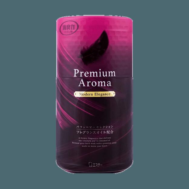 Product Detail - Japan ST SHOSHU-RIKI Deodorant Fragrance For Bathroom 400ml #Modern Elegance - image 0