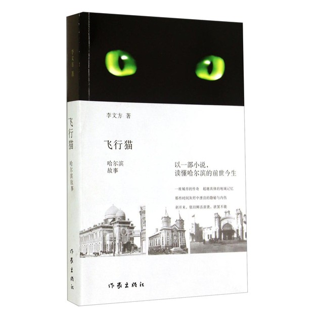 商品详情 - 飞行猫:哈尔滨故事 - image  0