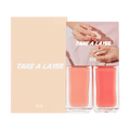 3CE TAKE A LAYER Layering Nail Lacquer #Last Pink 8ml
