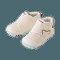 MIKIHOUSE||新款舒适婴儿学步鞋 一段 ||白色 13cm