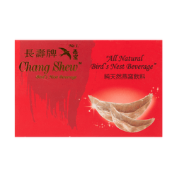 Chang Shew Bird's Nest Beverage 6/Box 450ml