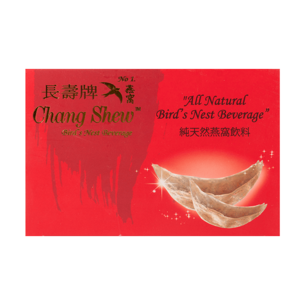 Product Detail - Chang Shew Bird\'s Nest Beverage 6/Box 450ml - image 0