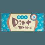 EISHIN Diet Maru Consumers Shuiwan Supplement 10g x 10packs