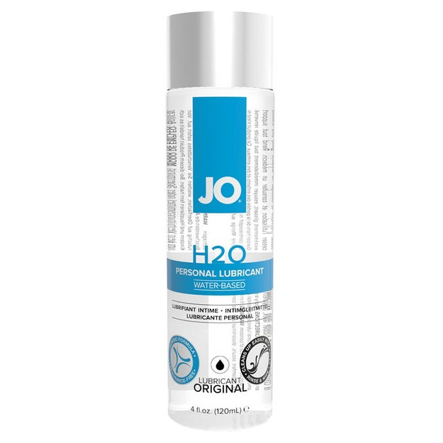 Product Detail - JO® H2O Personal Lubricant Original 120ml - image 0