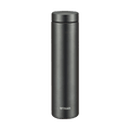 TIGER Stainless Steel Vacuum Insulated Thermal Bottle Mug #Graphite Graphite 600ml MMZ-A601