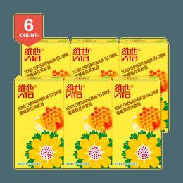 VITA Honey Chrysanthemum Tea 250ml Pack of 6