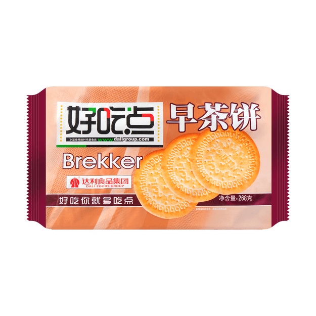 Product Detail - DALI Brekker Breakfast Biscuit 268g - image 0