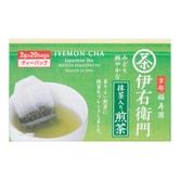 Ujinotsuyu IYEMON CHA Japanese Tea Matcha Blend Sencha 20pcs 40g