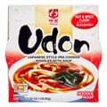MYOJO Instant Udon Hot and Spicy Flavor 158.9g