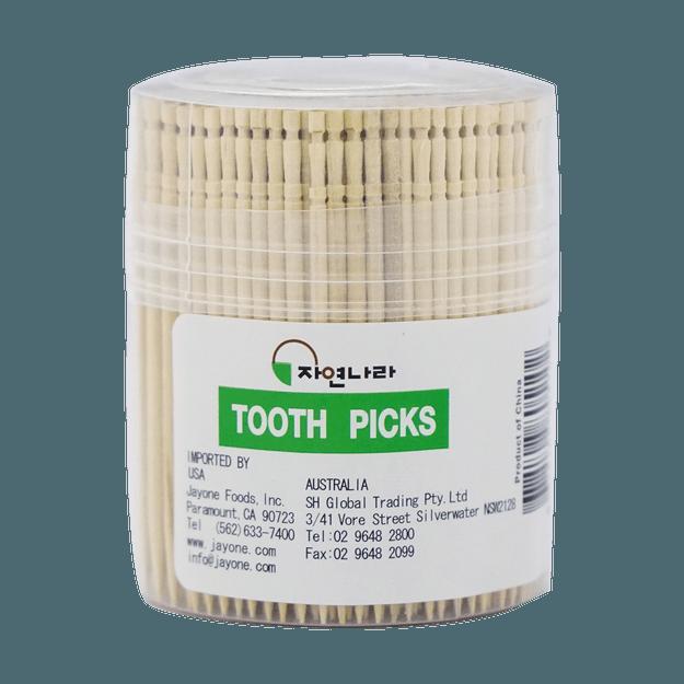 Product Detail - Korea Disposable Toothpicks 500pcs - image 0