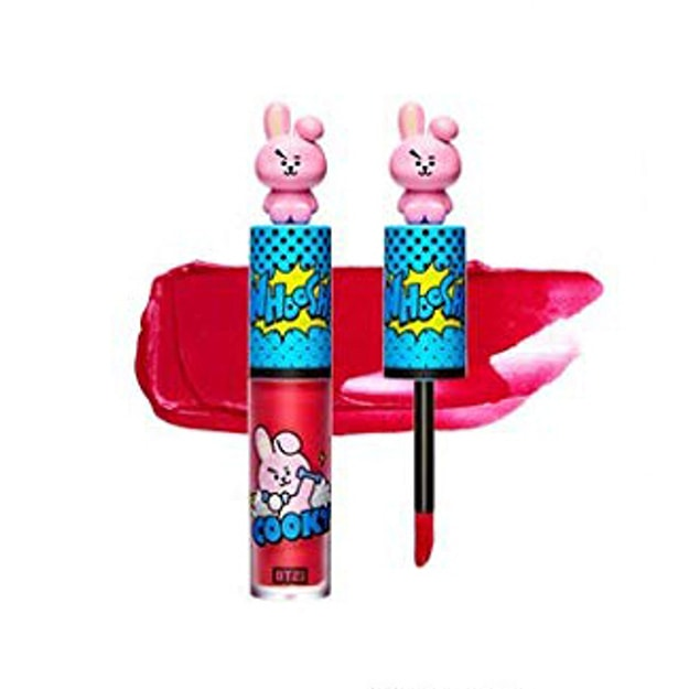 Product Detail - BT21 VT ART Lip Tint  #3 Berry Mix 4g - image 0