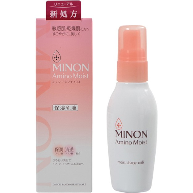 Product Detail - MINON Amino Moist Charge Milk 100g - image 0