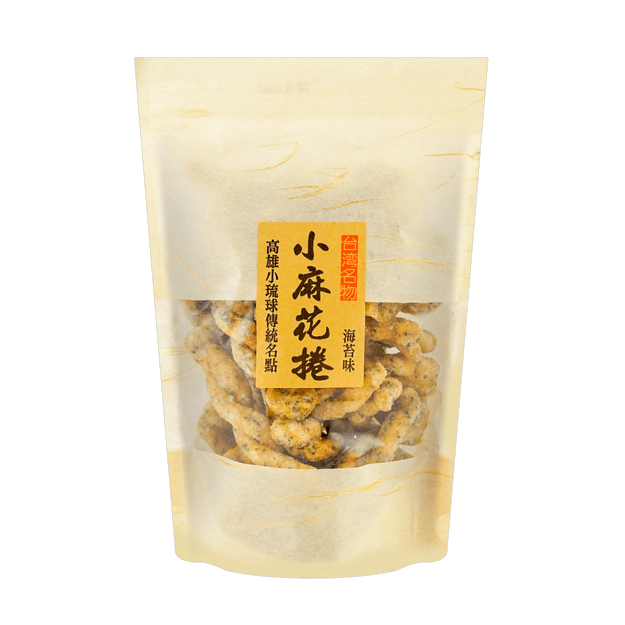 Product Detail - 【EXP 1/13/2021】ENLIEN Small Twist Seaweed Flavor 135g - image 0