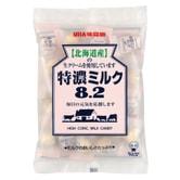 【日本直邮】日本悠哈/UHA味觉糖 特浓牛奶糖8.2北海道产奶油使用 105g