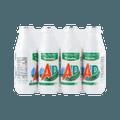 娃哈哈WAHAHA AD钙奶饮品 4瓶连装 880ml