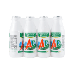 Vitamin A&D and Calcium Soft Drink 4 Bottles  880ml