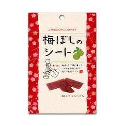 【日本直邮】 IFACTORY 爱心工厂 话梅片网红零食休闲小吃14g