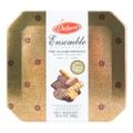 法国DELACRE喜乐嘉 ENSEMBLE皇家什锦比利时巧克力曲奇 铁盒装 300g