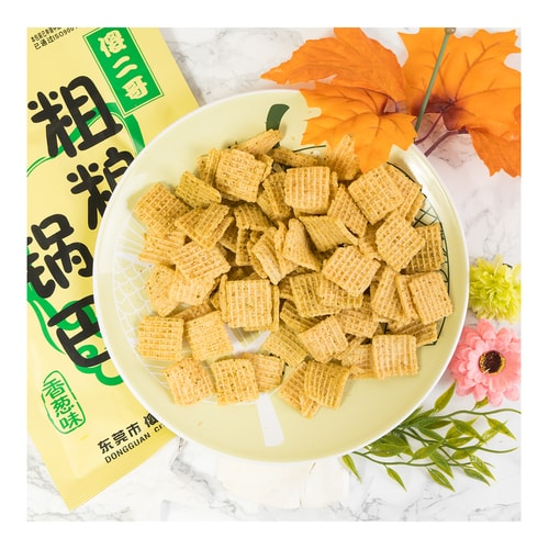 SHAERGE Coarse Grains Rice Chips Shallot Flavor 100g