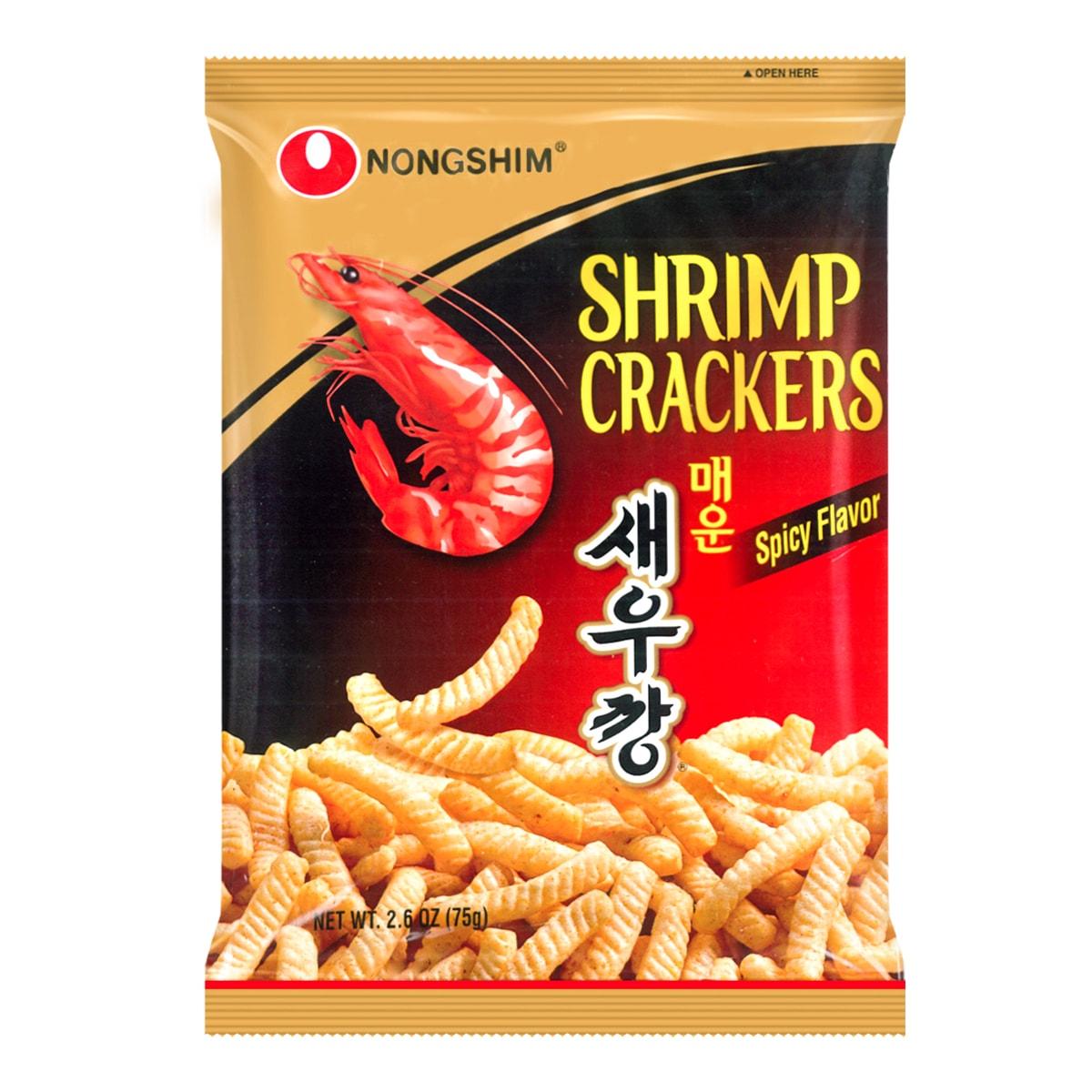 韩国NONGSHIM农心 香脆美味虾条 经典辣味 75g 怎么样 - 亚米网