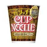 【日本直邮】日本日清 豪华版浓厚奶油松茸杯面 90g