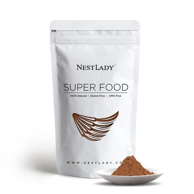 商品详情 - NESTLADY 有机可可粉 家庭烘培 味道醇厚 300g/10.6oz - image  0