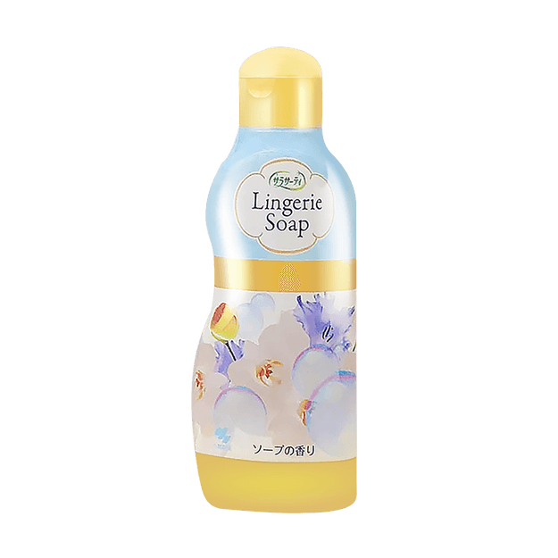 Product Detail - Lingerie Liquid Detergent 120ml - image  0