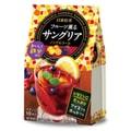 【日本直邮】NITTO TEA 日东红茶 西班牙桑格利亚混合水果味速溶茶饮料水果茶 10条入