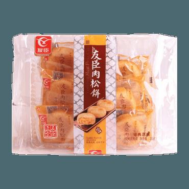 友臣 肉松饼 原味 208g