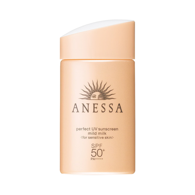 SHISEIDO Anessa Perfect UV Mild Milk SPF50+・PA++++ 60ml